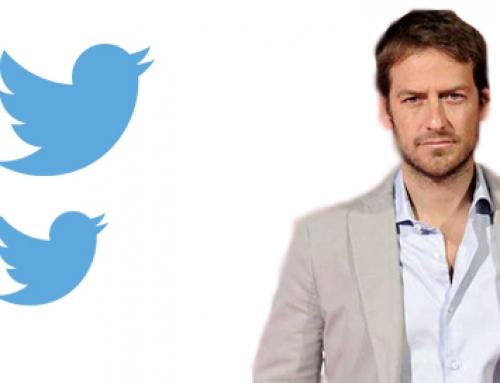 Sobrevolando Twitter bajo la torre de control de César Cabo