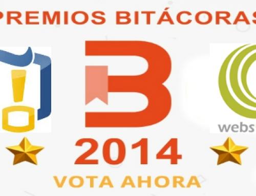 websa100, lo mejor de los blogs en los premios Bitácoras