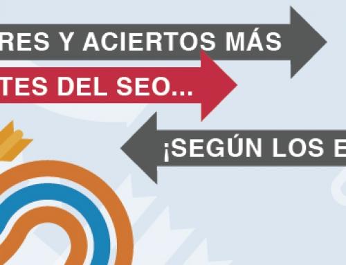 Las mejores opiniones de expertos en posicionamiento natural SEO de España en nuestro nuevo E-Book