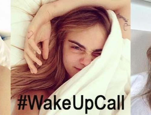 #WakeUpCall: el nuevo desafío solidario de la red