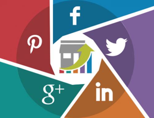 5 redes sociales para hacer crecer tu empresa [Infografía]