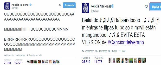 tuits policia