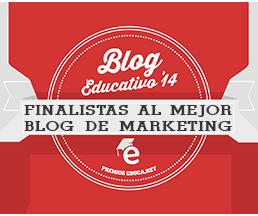 Finalistas al mejor blog de marketing