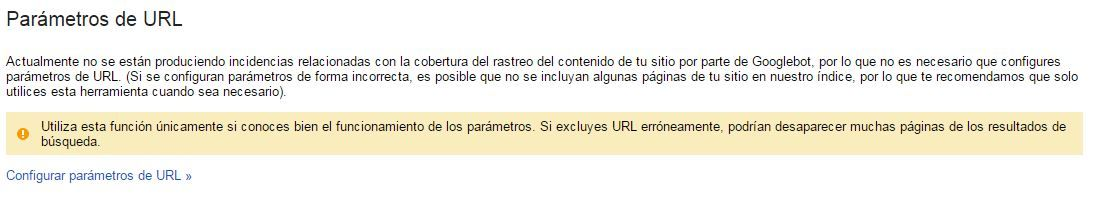 parametros URL