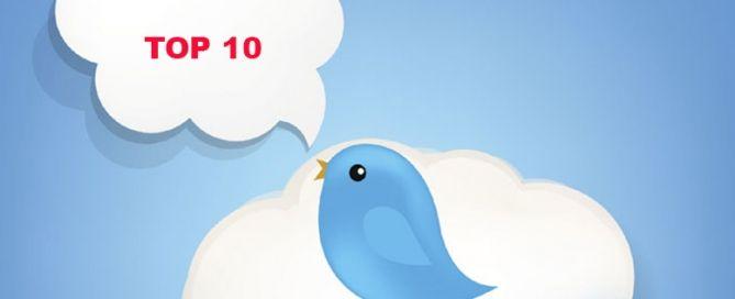 10 tuits más retuiteados de 2014