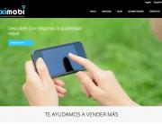 Inicio web Ximobi