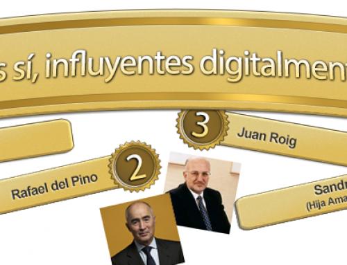Fortunas de España: Ricos sí, influyentes digitalmente, no