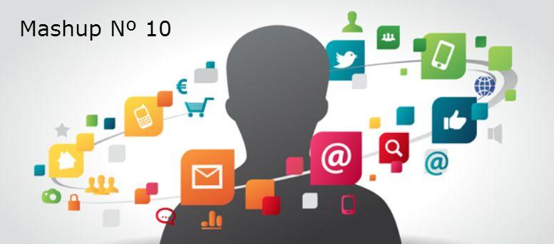mash up 10-La noticias sociales y novedades tecnologías llegan esta semana