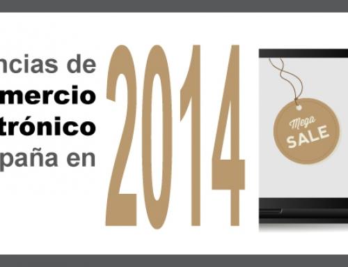 Tendencias de comercio electrónico en España (2014)