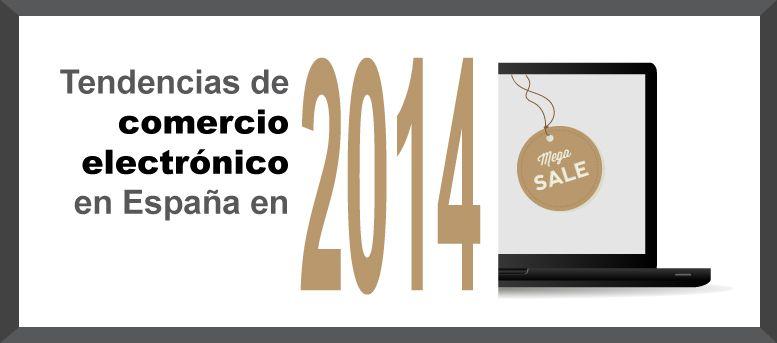Infografía comercio electrónico en España
