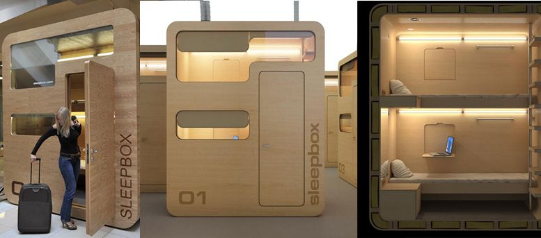 sleepbox emprendimiento