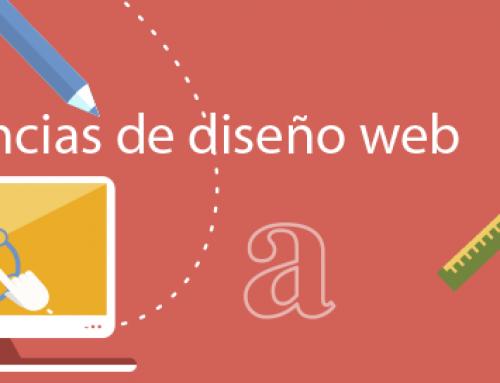 Tendencias de diseño web que veremos en 2015