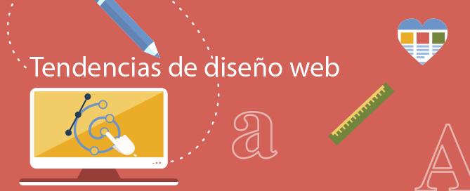 Tendencias en diseño para web2015