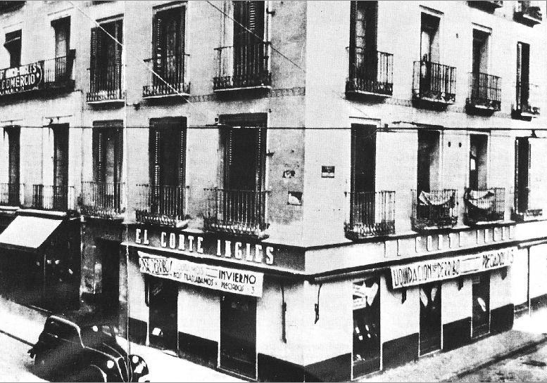 El Corte Inglés, 1 de las 5 grandes empresas españolas