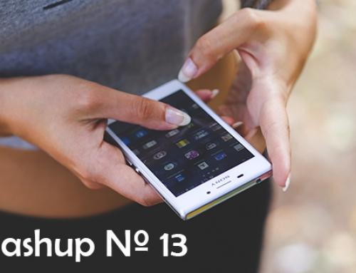 Mashup 13: ¡El Smartphone para todo!