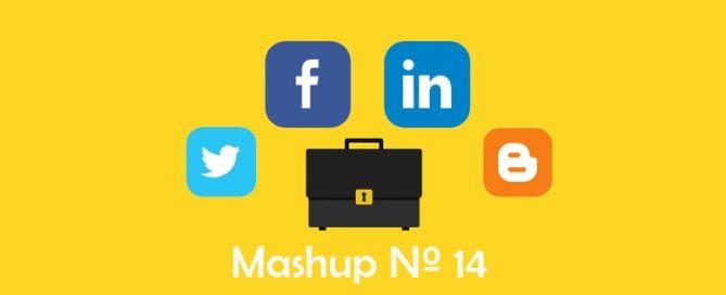 Mashup14-¿Crees que las redes sociales más populares sólo sirven para los amigos?