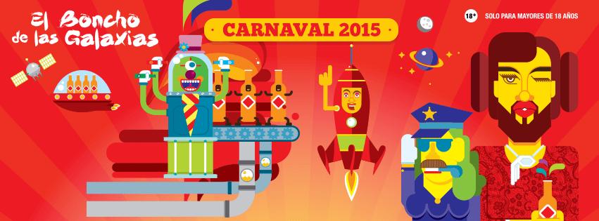 spots publicitarios- carnaval 2015