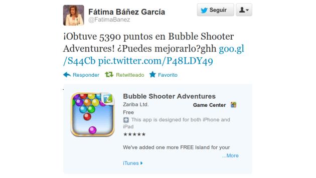 Fatima Bañez necesita una estrategia de social media