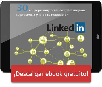 Ebook gratuito sobre Linkedin para empresas con 30 consejos