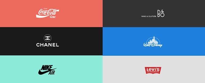 El diseño de logotipos se une a la tendencia responsive