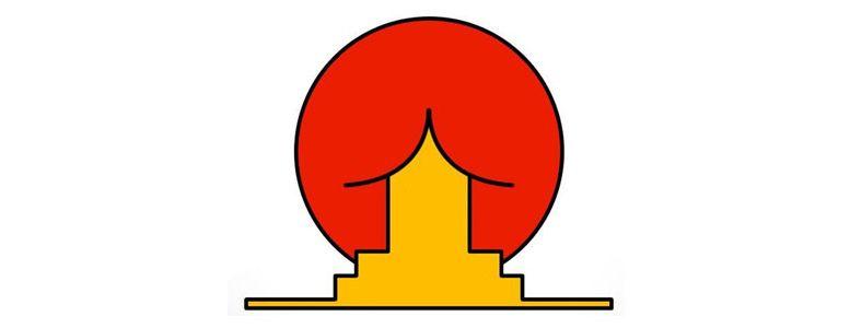 logotipo del Instituto de Estudios Orientales