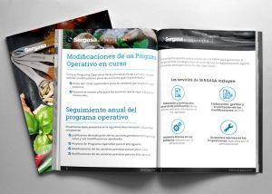 Diseño maquetación de presentación corporativa