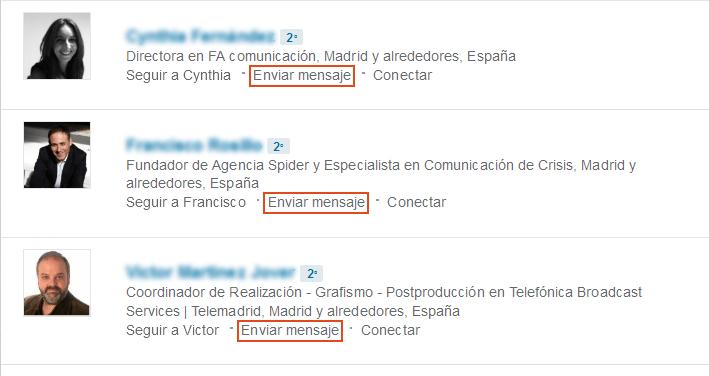 grupos de LinkedIn (red de contactos)