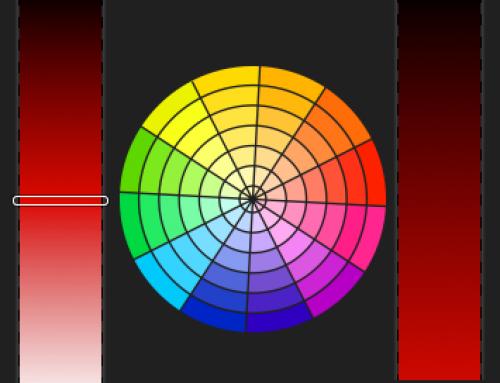 Cómo elegir los colores adecuados en diseño web