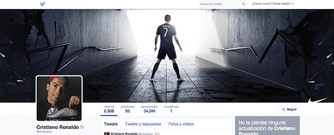 Marketing online y Cristiano Ronaldo