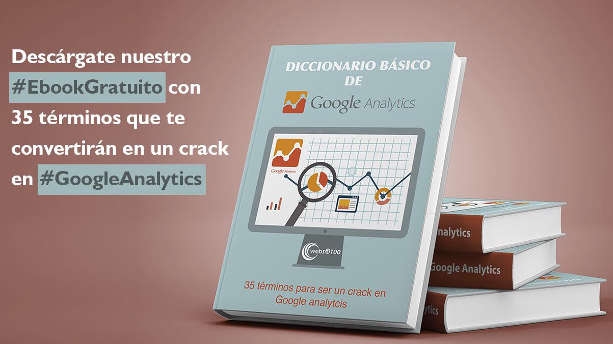 diccionario de Google Analytics