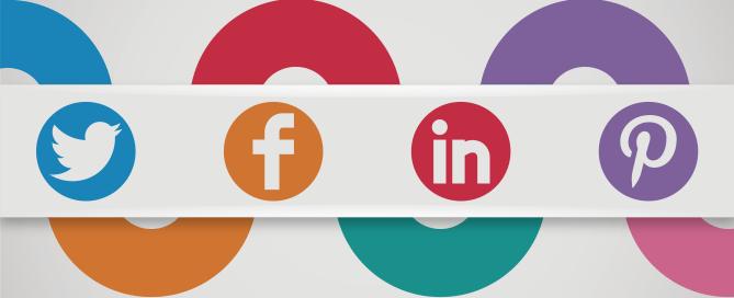Las redes sociales paso a paso en una infografía