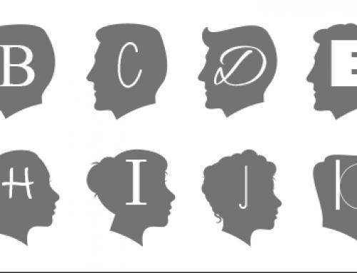 La psicología de la tipografía en una infografía