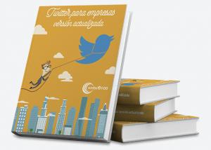 Ebook de twitter para empresas