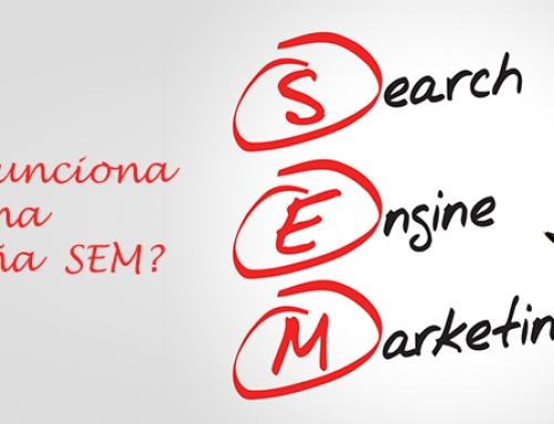 ¿Cómo funciona una campaña SEM en Google Adwords?