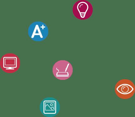 Diseño gráfico profesional | Pon imagen a tu negocio