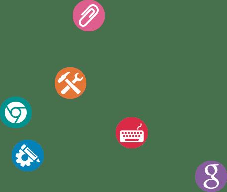 iconos diseño web