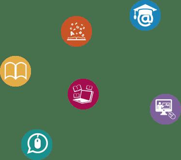 Iconos formación digital