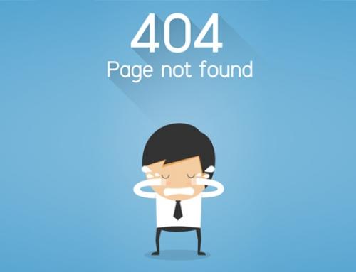 Las 10 páginas de error 404 más originales