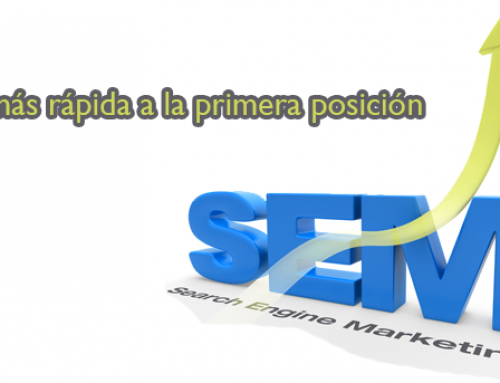 Posicionamiento SEM: La vía rápida a la primera posición