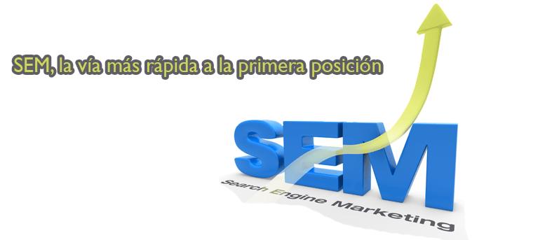 Posicionamiento SEM