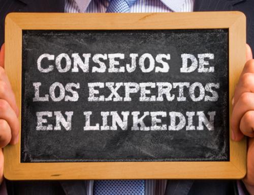 Triunfa en Linkedin con estos útiles consejos de 12 grandes expertos