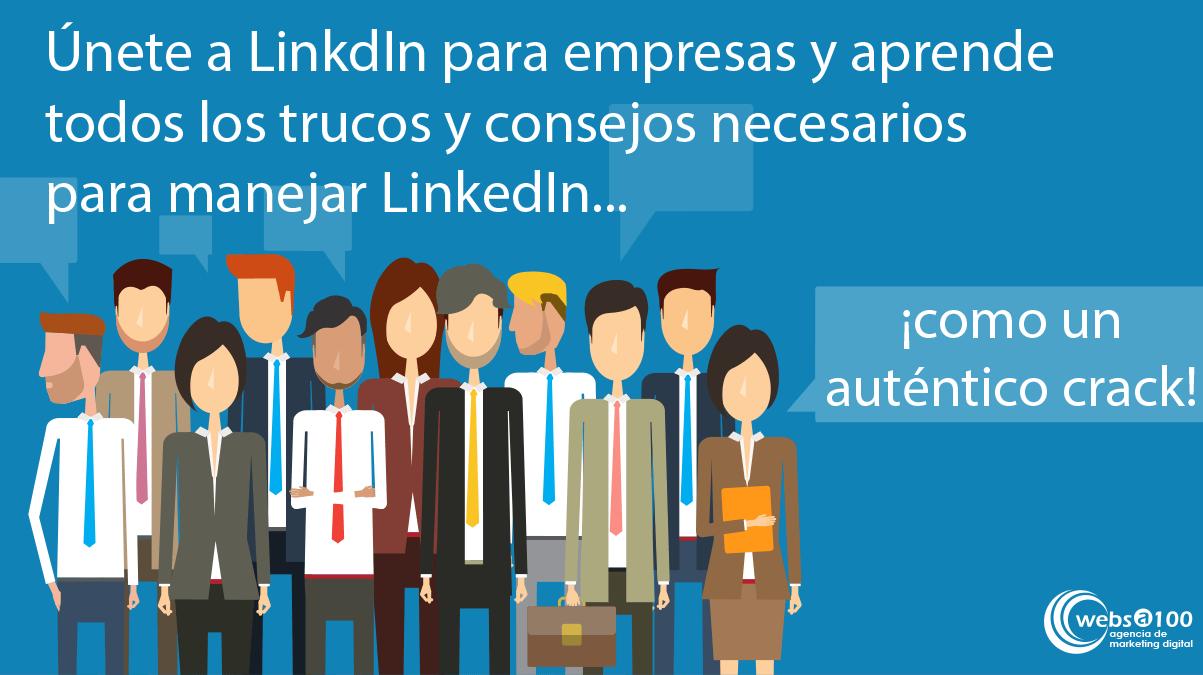 grupo linkedin para empresas