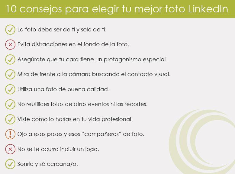 Consejos para elegir tu mejor foto LinkedIn