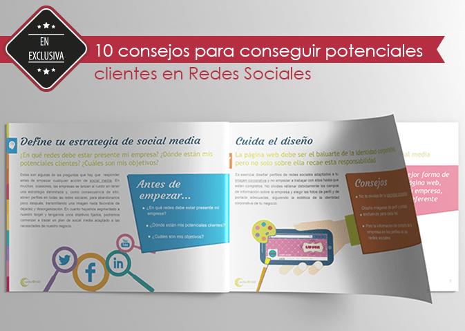 10 consejos para conseguir potenciales clientes en Redes Sociales