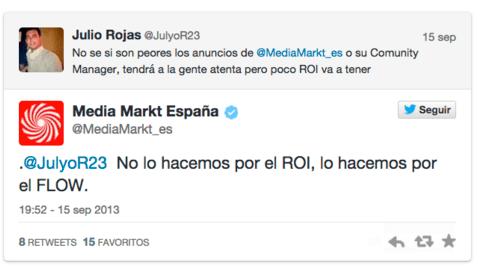 Tuit de MediaMarkt