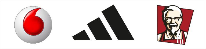 Ejemplo de logos famosos