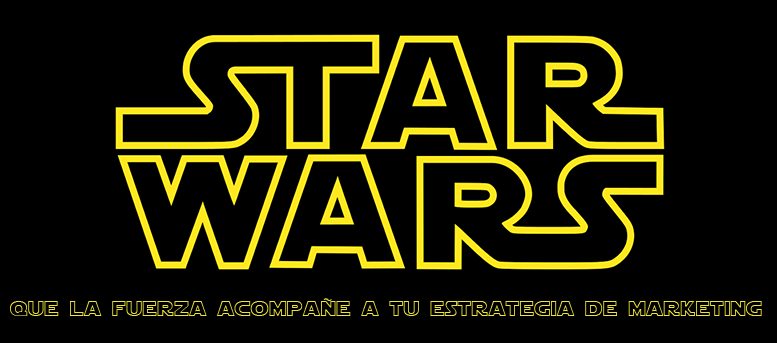 imagen star wars estrategia de marketing
