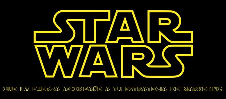 imagen star wars estrategia de marketing