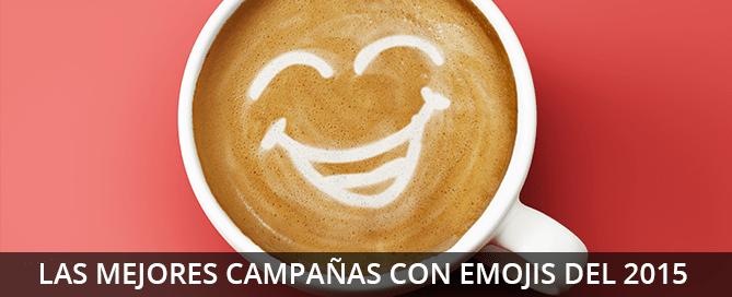 Las mejores campañas con emojis del 2015