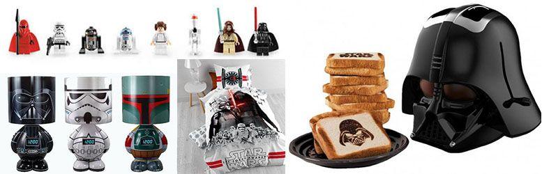 ejemplos merchandising star wars